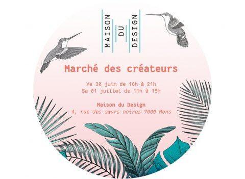 3 bonnes raisons d'aller au Marché des Créateurs à Mons