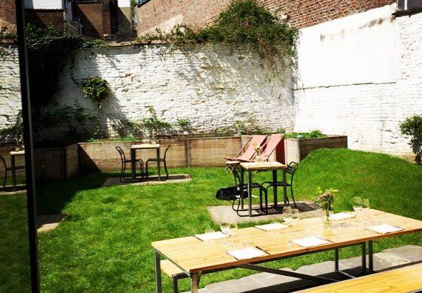 Top 10 des jardins cachés pour chiller au soleil - ELLE.be