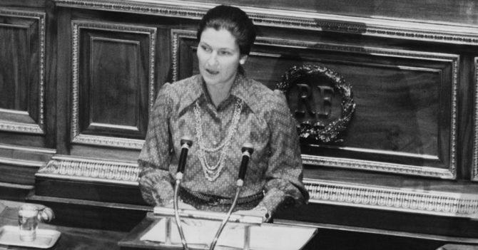 Simone Veil, icône du féminisme, est décédée - 1