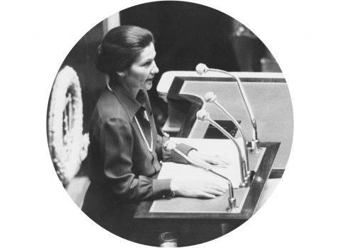 Simone Veil, icône du féminisme, est décédée