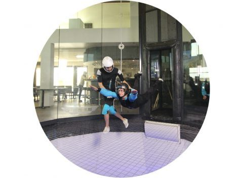 On a testé : l'Airspace Indoor Skydiving à Charleroi