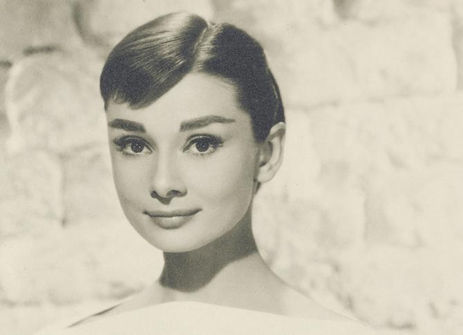 vêtements d'Audrey Hepburn