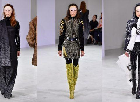 Paris Haute Couture : A.F Vandevorst, le rétro régénéré
