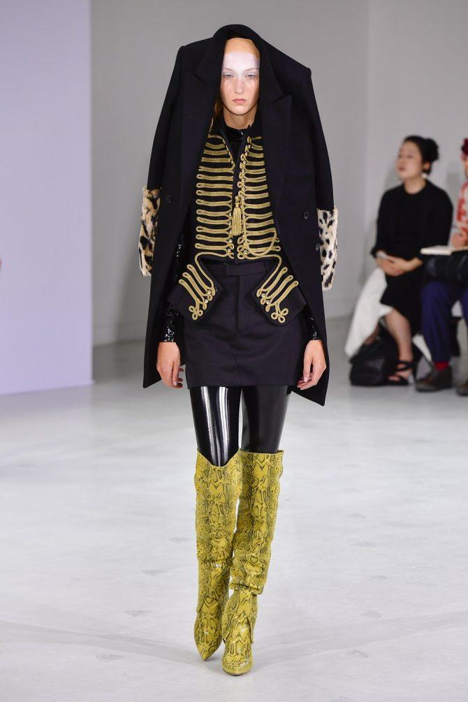 Paris Haute Couture : A.F Vandevorst, le rétro régénéré - 2