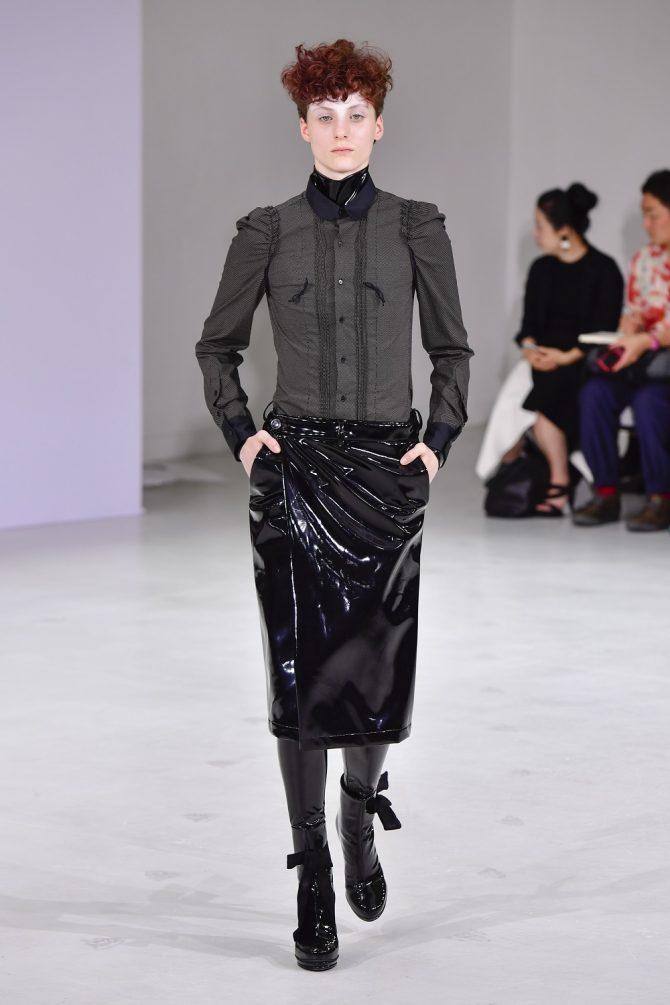 Paris Haute Couture : A.F Vandevorst, le rétro régénéré - 1