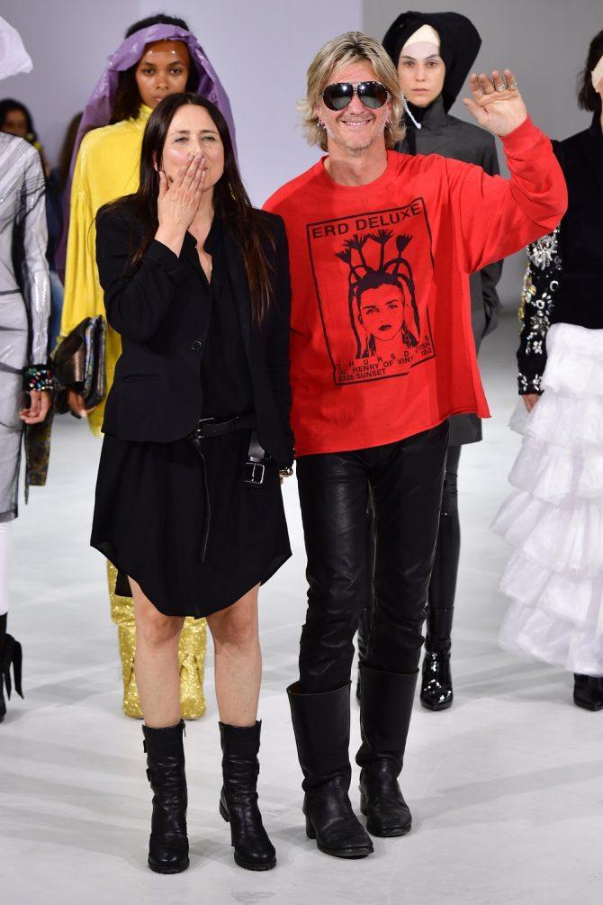 Paris Haute Couture : A.F Vandevorst, le rétro régénéré - 6