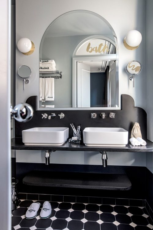 Top 5 des plus cool salles de bains d'hôtels du monde - 2