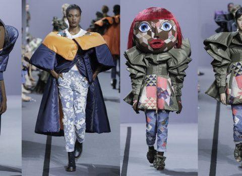 Viktor & Rolf : les poupées de cire, poupées de style