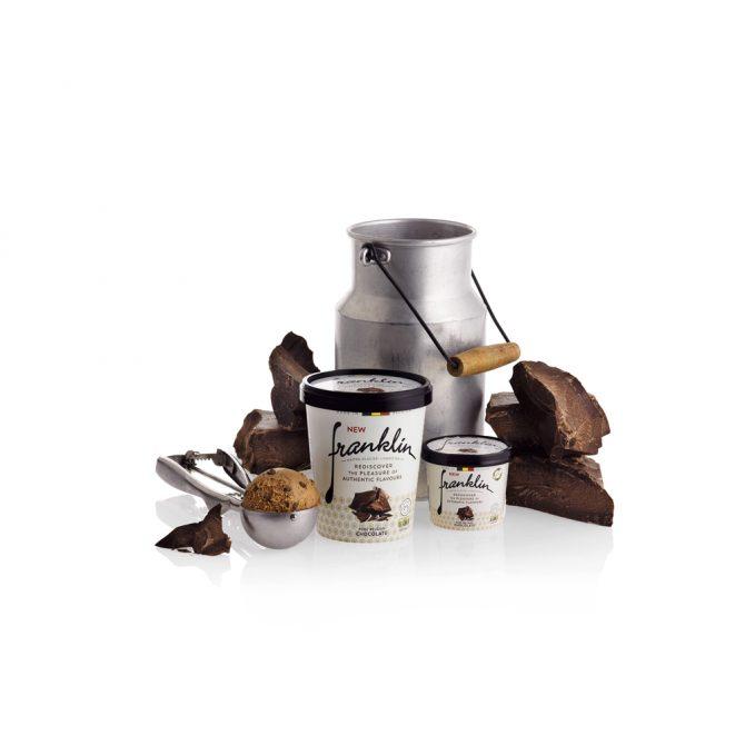 Franklin, la nouvelle marque belge de glaces guilt-free - 1