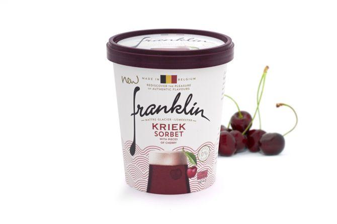 Franklin, la nouvelle marque belge de glaces guilt-free - 3