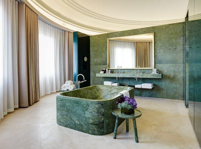 Top 5 des plus cool salles de bains d'hôtels du monde - 6