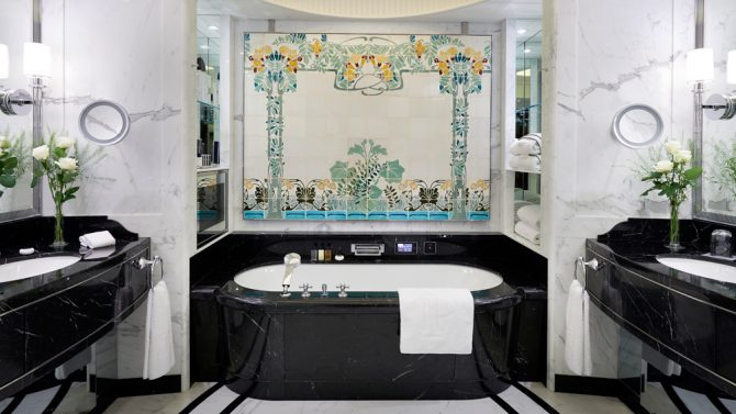 Top 5 des plus cool salles de bains d'hôtels du monde - 4