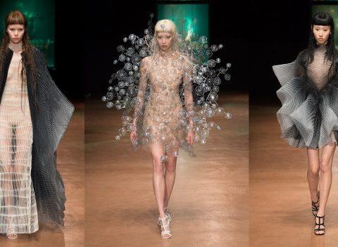 Paris Haute Couture : Iris Van Herpen, l'artiste de mode