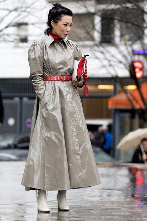10 looks pour être sexy sous la pluie - 6