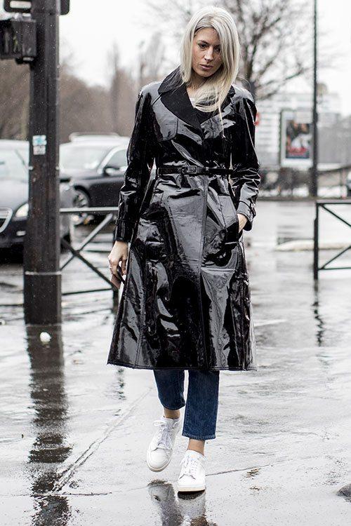 10 looks pour être sexy sous la pluie - 1