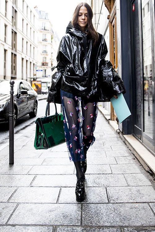 10 looks pour être sexy sous la pluie - 3