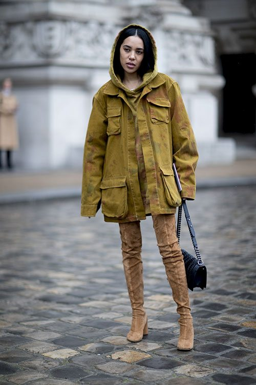 10 looks pour être sexy sous la pluie - 4