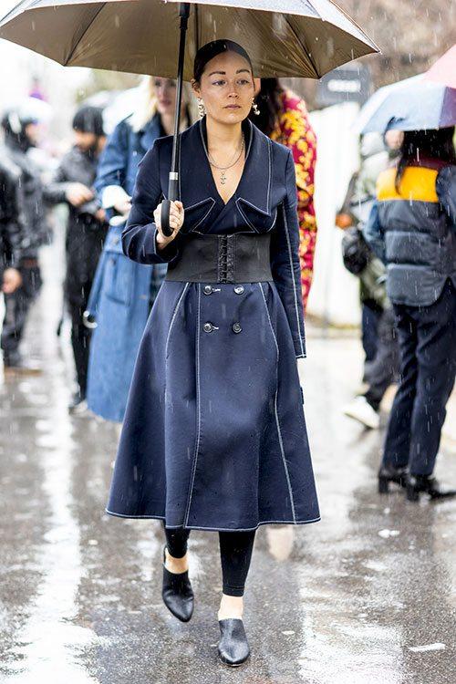 10 looks pour être sexy sous la pluie - 9