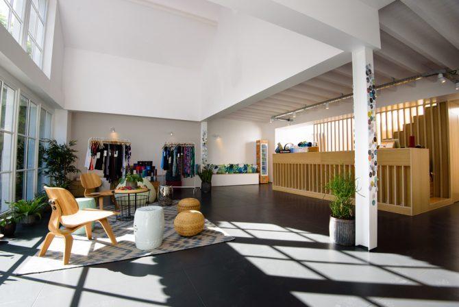 On a testé le plus dingue studio de yoga de Bruxelles - 3