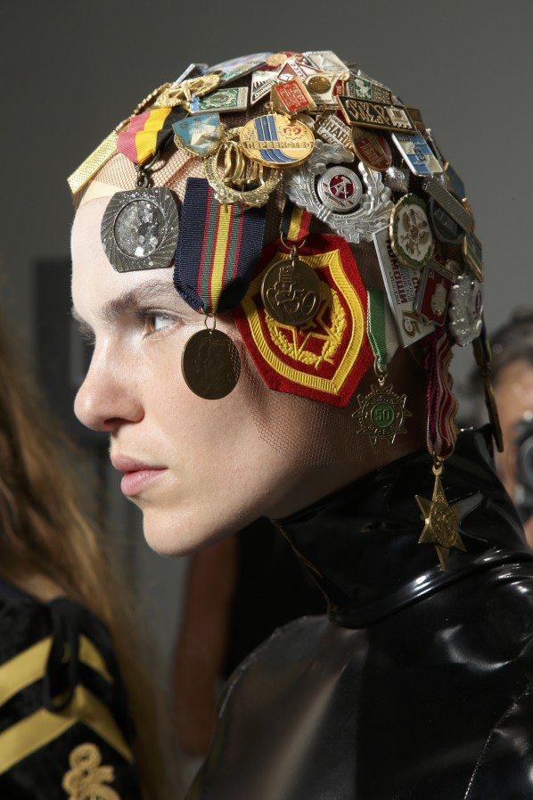 Haute Couture : les backstages des défilés - 12