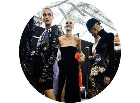 Haute Couture : les backstages des défilés