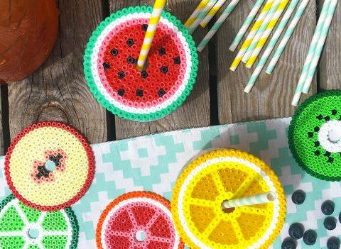 Le DIY du mercredi : les couvre-verres fruités