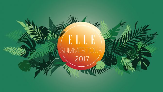 agenda du week-end : elle summer tour