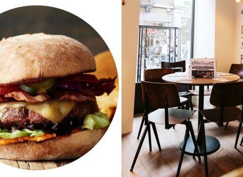 On a testé: le nouveau Ellis Burger Place Flagey