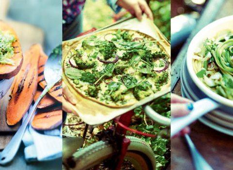 6 recettes pour manger bon et green