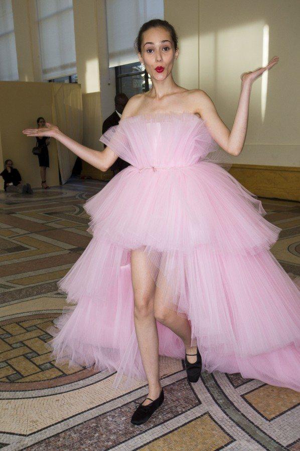Haute Couture : les backstages des défilés - 21