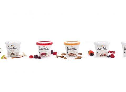Franklin, la nouvelle marque belge de glaces guilt-free