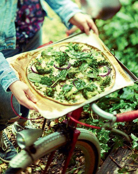 6 recettes pour manger bon et green - 6