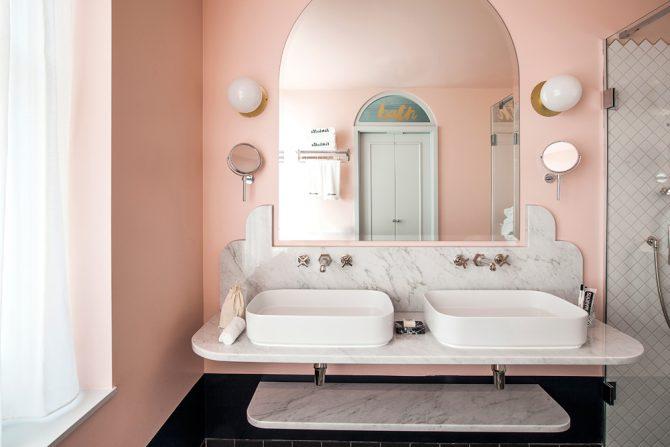 Top 5 des plus cool salles de bains d'hôtels du monde - 1