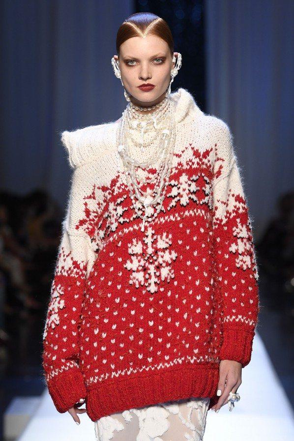 Paris Haute Couture : Jean-Paul Gaultier, ses reines des neiges - 2
