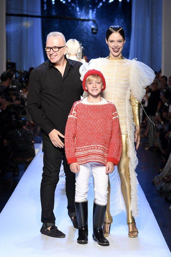 Paris Haute Couture : Jean-Paul Gaultier, ses reines des neiges - 8