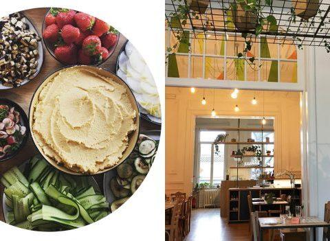 Bio, végan, végé: 7 adresses où manger green à Liège