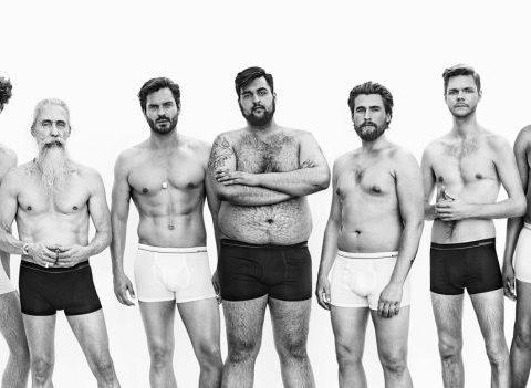 Où sont les mannequins hommes plus size?