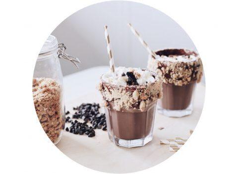 Recette : le milkshake aux snickers