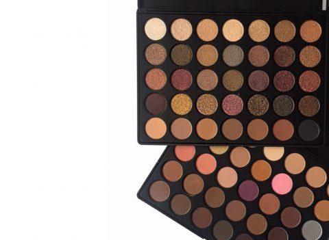 BUZZ : Les palettes MORPHE en vente chez Cosmeticary