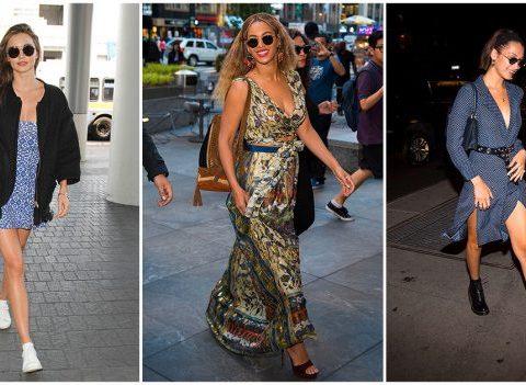Comment les stars portent-elles leur robe cet été ?