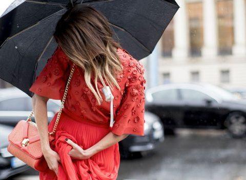 10 looks pour être sexy sous la pluie