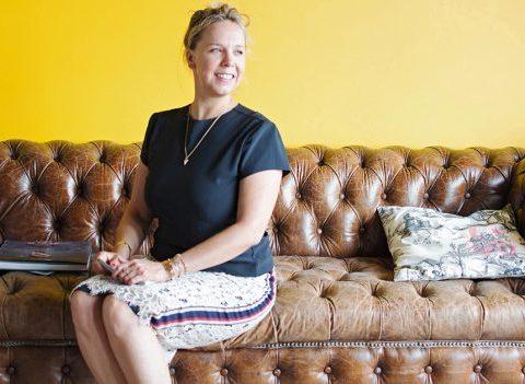 La fille du vendredi : Sophie Johnen créatrice des bijoux MYA BAY