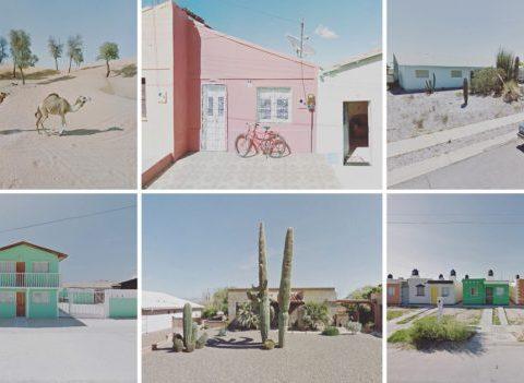 Le sublime tour du monde d'une agoraphobe sur Instagram