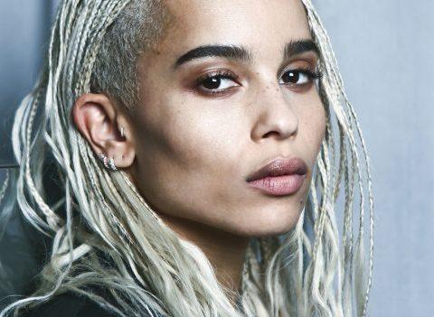 Zoé Kravitz nouvelle ambassadrice du maquillage YSL