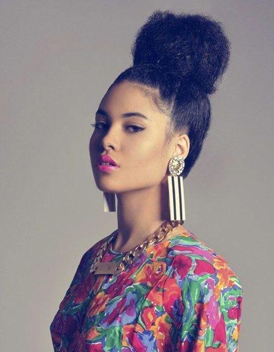 Cheveux bouclés et crépus: 10 styles qui créent le look - 8