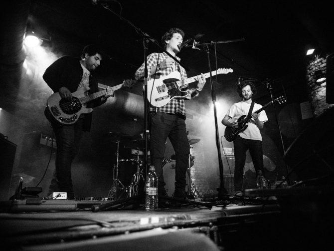 Pour applaudir Thomas Ejzyn (Vocals/Guitar) Sacha Henet (Lead Guitar) Hugo Larisch (Drums) et Danilo Cardenas (Bass Guitar), rendez-vous ce jeudi 10 août à 21h sur la scène du Magic Mirrors.