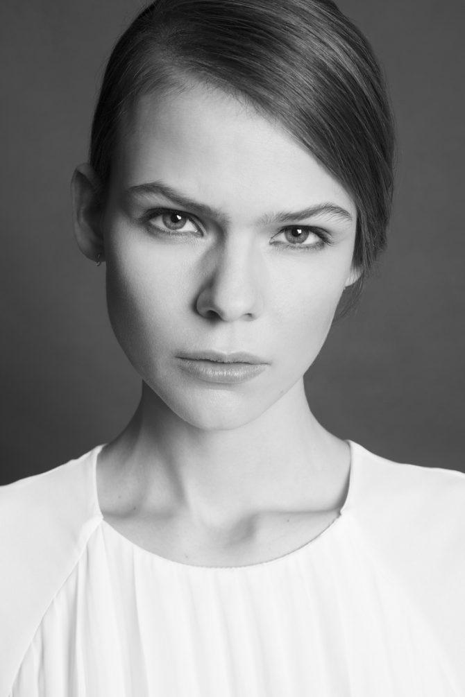 Les tops belges à New York : Charlotte Foubert - 1