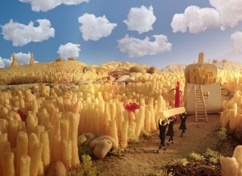 EXCLU : les Miniatures de Delvaux, c'est géant !