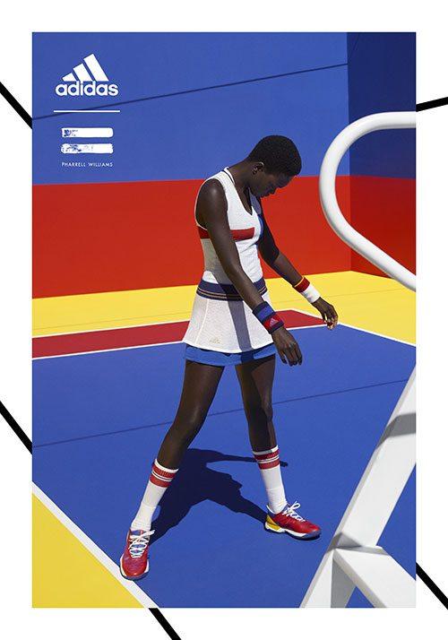 Tennis Collection by Pharrell Williams: pourquoi les non-sportifs vont la porter ? - 1