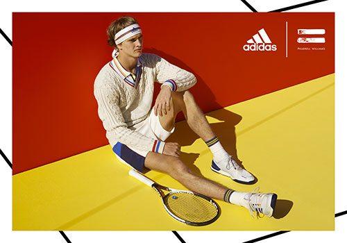 Tennis Collection by Pharrell Williams: pourquoi les non-sportifs vont la porter ? - 3